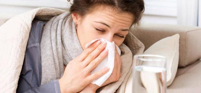 Боль при гриппе