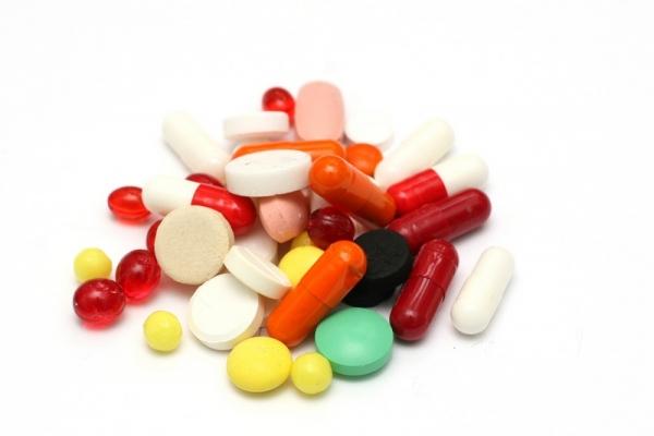 Разные антибиотики