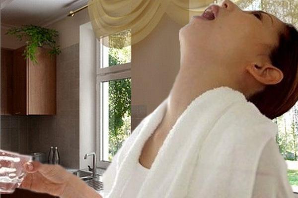 Как лечить горло