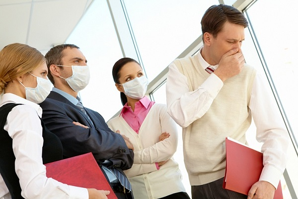 На сколько заразен грипп