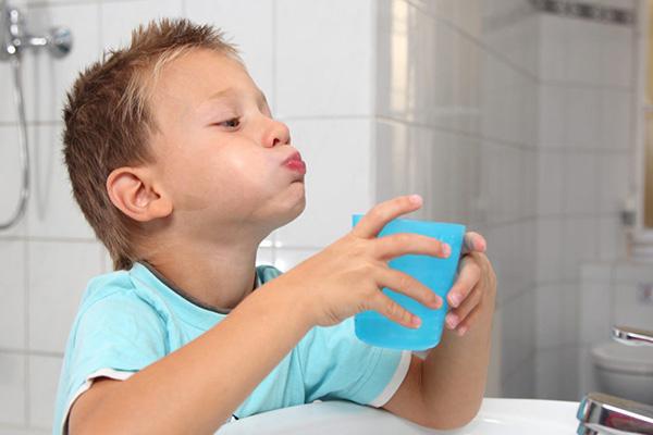 Лечение детского горла